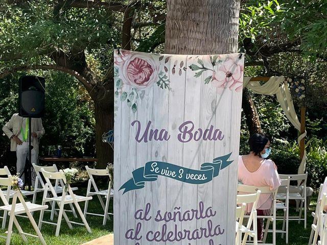 La boda de David y Yosune en Cornella De Llobregat, Barcelona 4