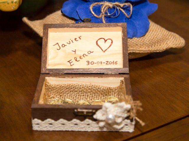 La boda de Javier y Elena en Illescas, Toledo 2