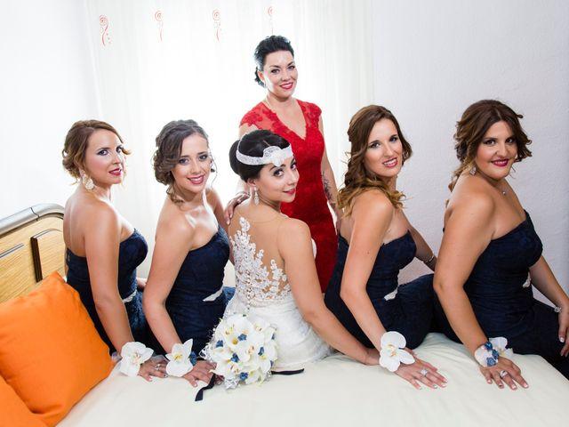 La boda de Javier y Elena en Illescas, Toledo 14