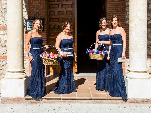 La boda de Javier y Elena en Illescas, Toledo 20