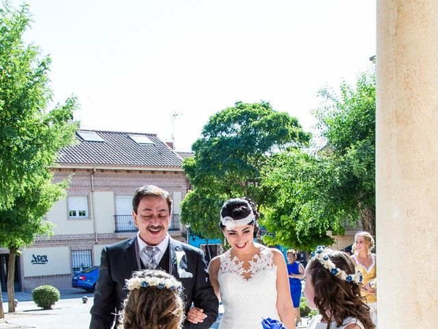 La boda de Javier y Elena en Illescas, Toledo 21