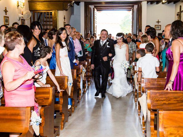 La boda de Javier y Elena en Illescas, Toledo 22
