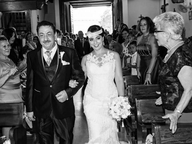 La boda de Javier y Elena en Illescas, Toledo 23