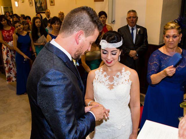 La boda de Javier y Elena en Illescas, Toledo 28