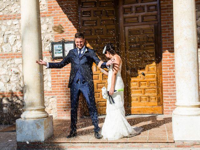 La boda de Javier y Elena en Illescas, Toledo 32