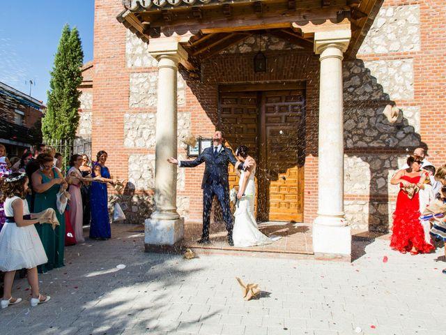 La boda de Javier y Elena en Illescas, Toledo 33