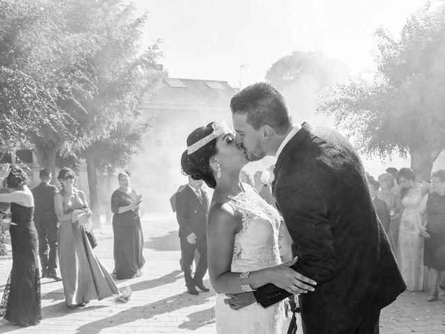 La boda de Javier y Elena en Illescas, Toledo 34