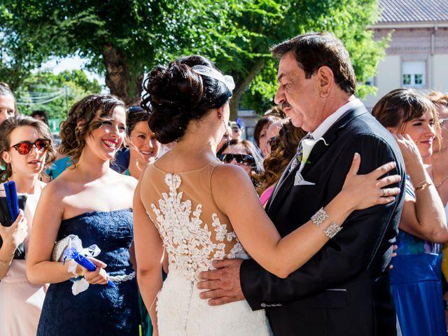 La boda de Javier y Elena en Illescas, Toledo 36