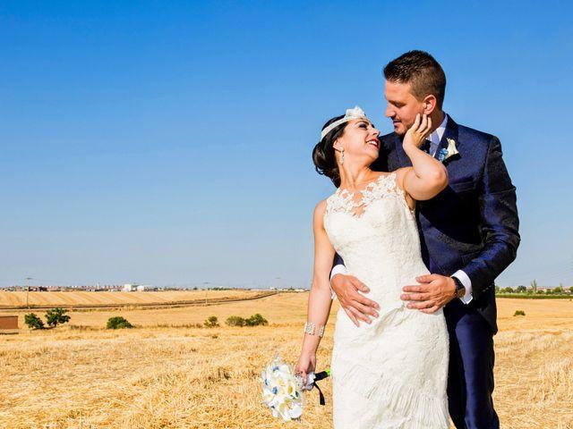 La boda de Javier y Elena en Illescas, Toledo 38
