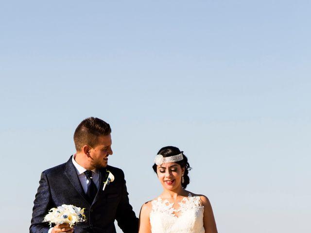 La boda de Javier y Elena en Illescas, Toledo 39