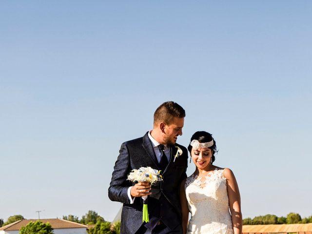 La boda de Javier y Elena en Illescas, Toledo 40