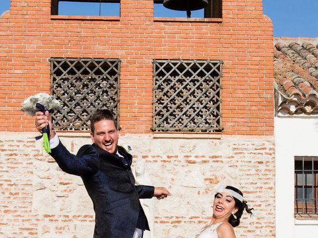 La boda de Javier y Elena en Illescas, Toledo 43