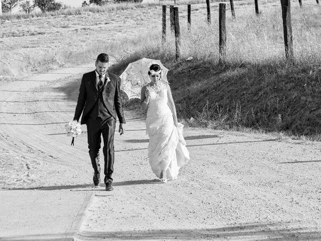 La boda de Javier y Elena en Illescas, Toledo 46