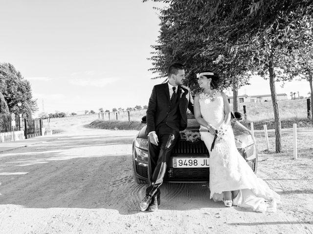 La boda de Javier y Elena en Illescas, Toledo 48