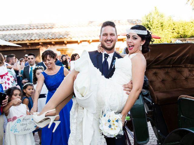 La boda de Javier y Elena en Illescas, Toledo 49