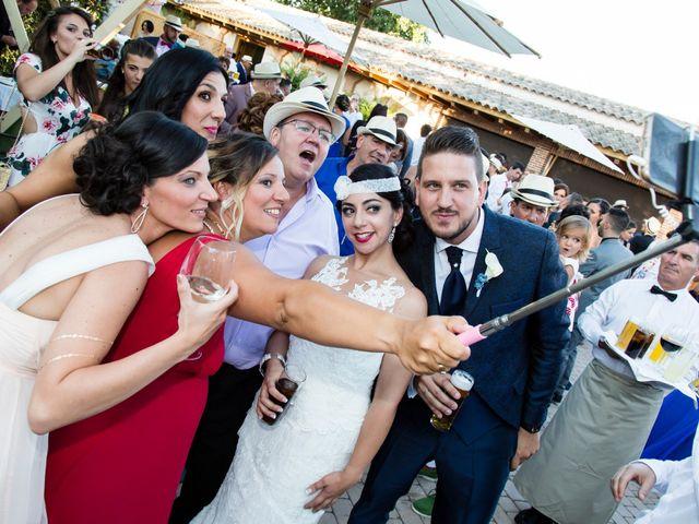 La boda de Javier y Elena en Illescas, Toledo 50