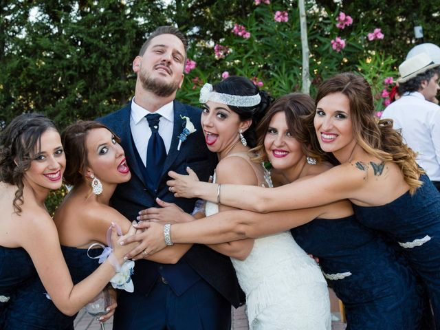 La boda de Javier y Elena en Illescas, Toledo 54