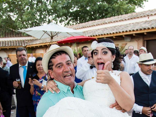 La boda de Javier y Elena en Illescas, Toledo 57