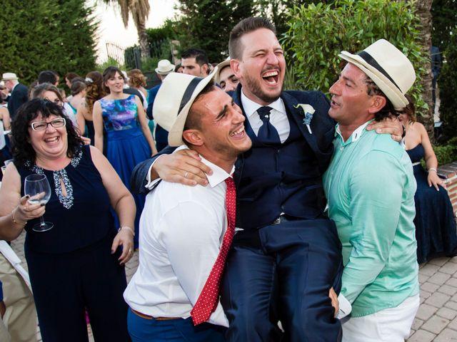 La boda de Javier y Elena en Illescas, Toledo 58