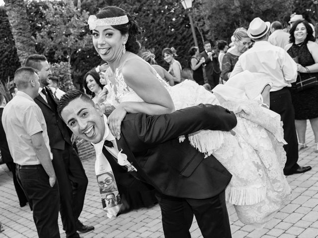 La boda de Javier y Elena en Illescas, Toledo 59
