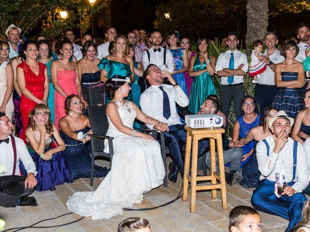 La boda de Javier y Elena en Illescas, Toledo 73