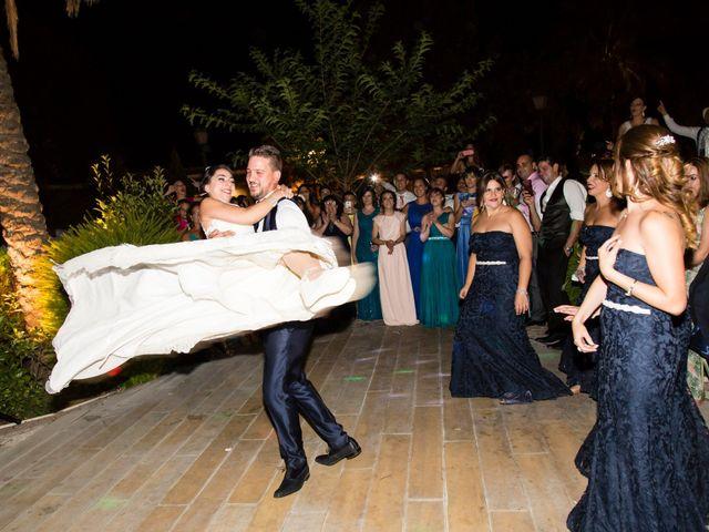 La boda de Javier y Elena en Illescas, Toledo 78