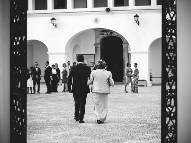 La boda de Juan Andrés y Maria del Pilar en Zafra, Badajoz 13
