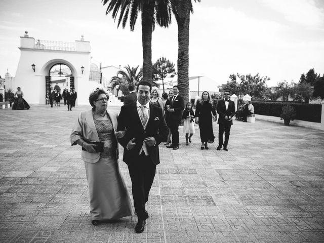 La boda de Juan Andrés y Maria del Pilar en Zafra, Badajoz 14