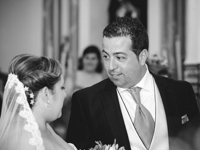 La boda de Juan Andrés y Maria del Pilar en Zafra, Badajoz 18