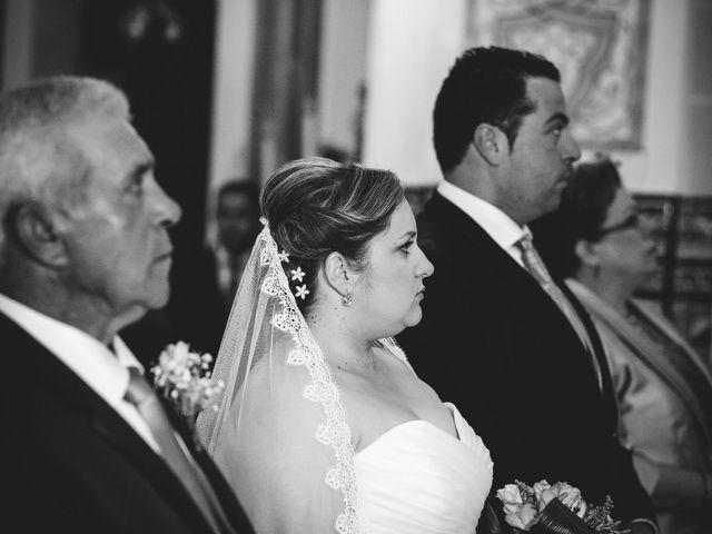 La boda de Juan Andrés y Maria del Pilar en Zafra, Badajoz 22