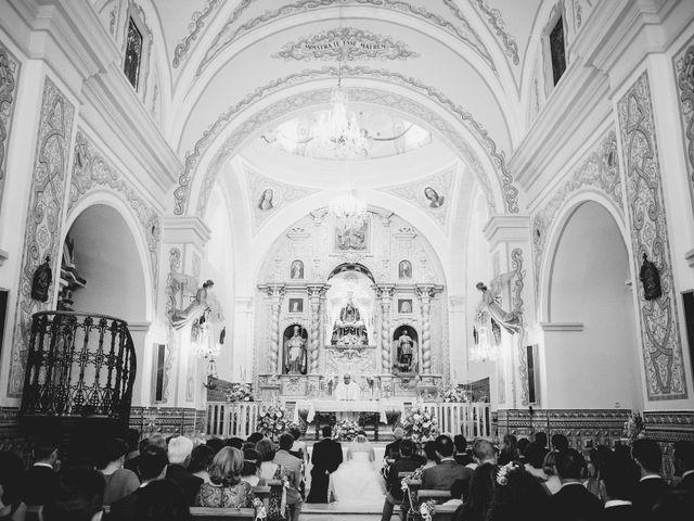 La boda de Juan Andrés y Maria del Pilar en Zafra, Badajoz 23