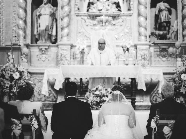 La boda de Juan Andrés y Maria del Pilar en Zafra, Badajoz 24