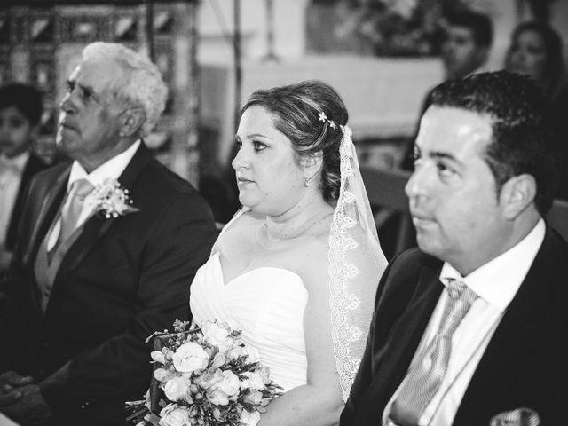 La boda de Juan Andrés y Maria del Pilar en Zafra, Badajoz 25