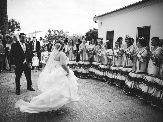 La boda de Juan Andrés y Maria del Pilar en Zafra, Badajoz 30