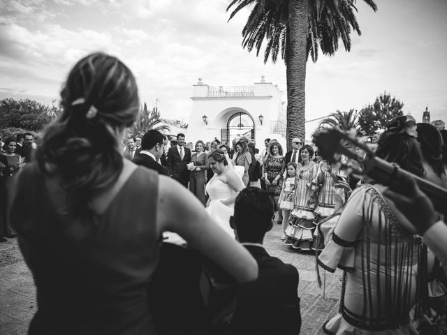 La boda de Juan Andrés y Maria del Pilar en Zafra, Badajoz 31