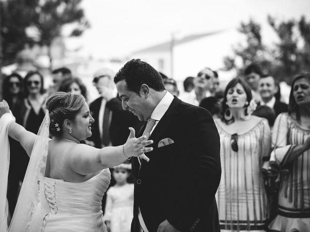 La boda de Maria del Pilar y Juan Andrés
