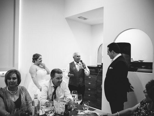 La boda de Juan Andrés y Maria del Pilar en Zafra, Badajoz 45