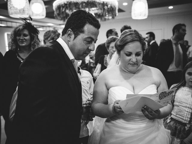 La boda de Juan Andrés y Maria del Pilar en Zafra, Badajoz 46