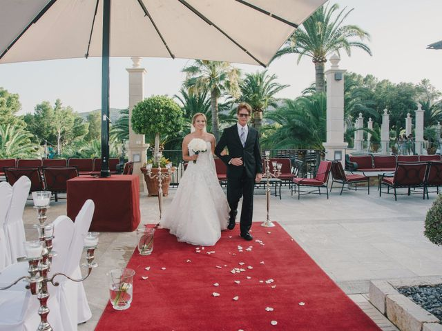 La boda de Dani y Melissa en Palma De Mallorca, Islas Baleares 35