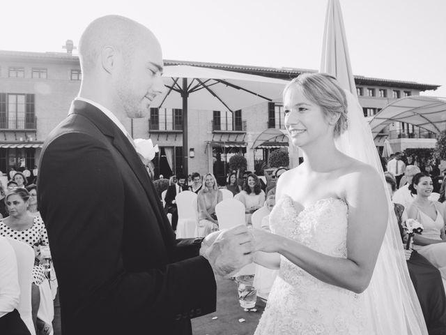 La boda de Dani y Melissa en Palma De Mallorca, Islas Baleares 43