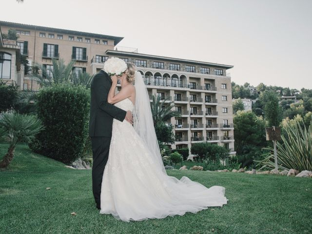 La boda de Dani y Melissa en Palma De Mallorca, Islas Baleares 47