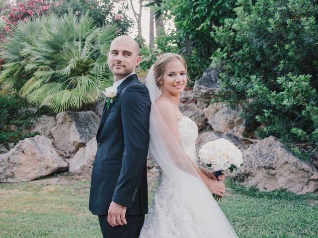 La boda de Dani y Melissa en Palma De Mallorca, Islas Baleares 2