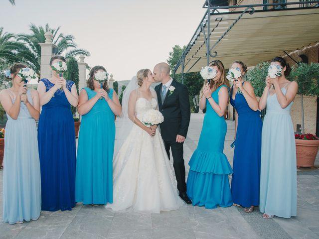 La boda de Dani y Melissa en Palma De Mallorca, Islas Baleares 52