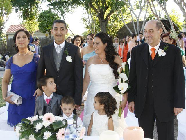 La boda de Antonio y Carolina en Sevilla, Sevilla 15