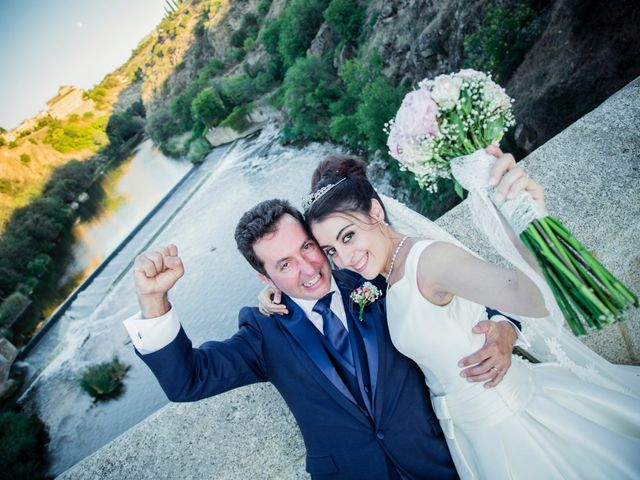La boda de Alba y Paco