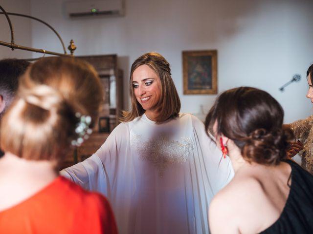 La boda de Albert y Carmen en Vejer De La Frontera, Cádiz 4
