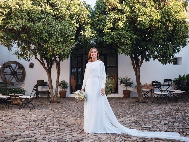 La boda de Albert y Carmen en Vejer De La Frontera, Cádiz 6