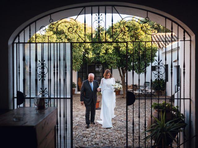 La boda de Albert y Carmen en Vejer De La Frontera, Cádiz 8
