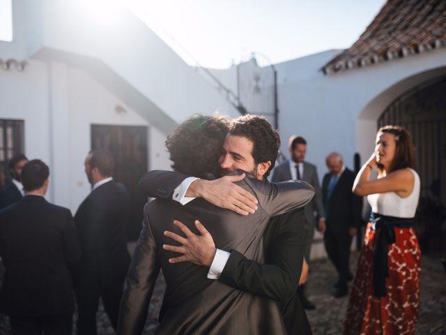 La boda de Albert y Carmen en Vejer De La Frontera, Cádiz 16