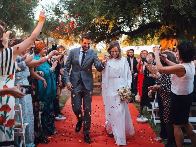 La boda de Albert y Carmen en Vejer De La Frontera, Cádiz 17